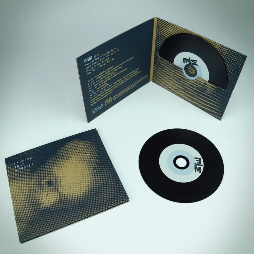 EYM EP CD